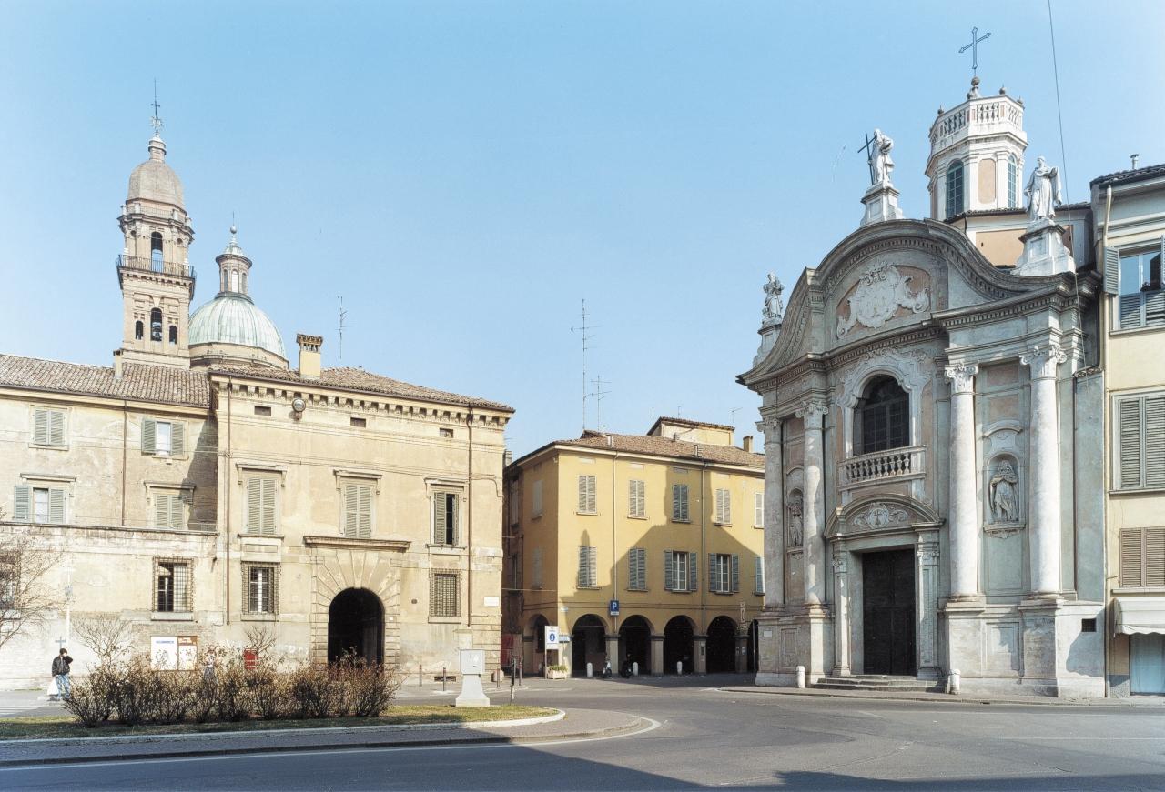 Reggio Emilia - Chiesa del Cristo