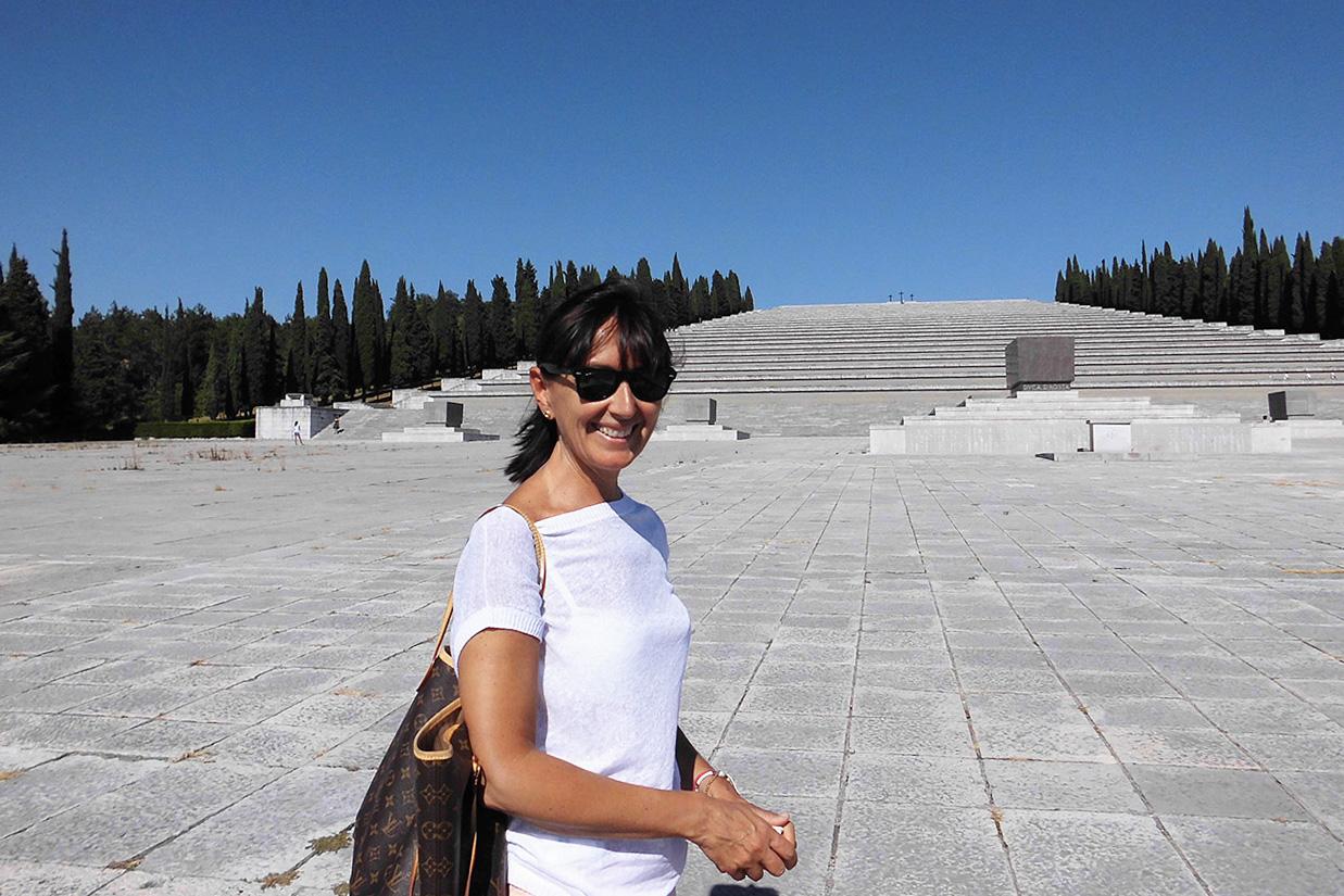 Cinzia Fabbri a Professional Guide in Ravenna and Emilia Romagna
