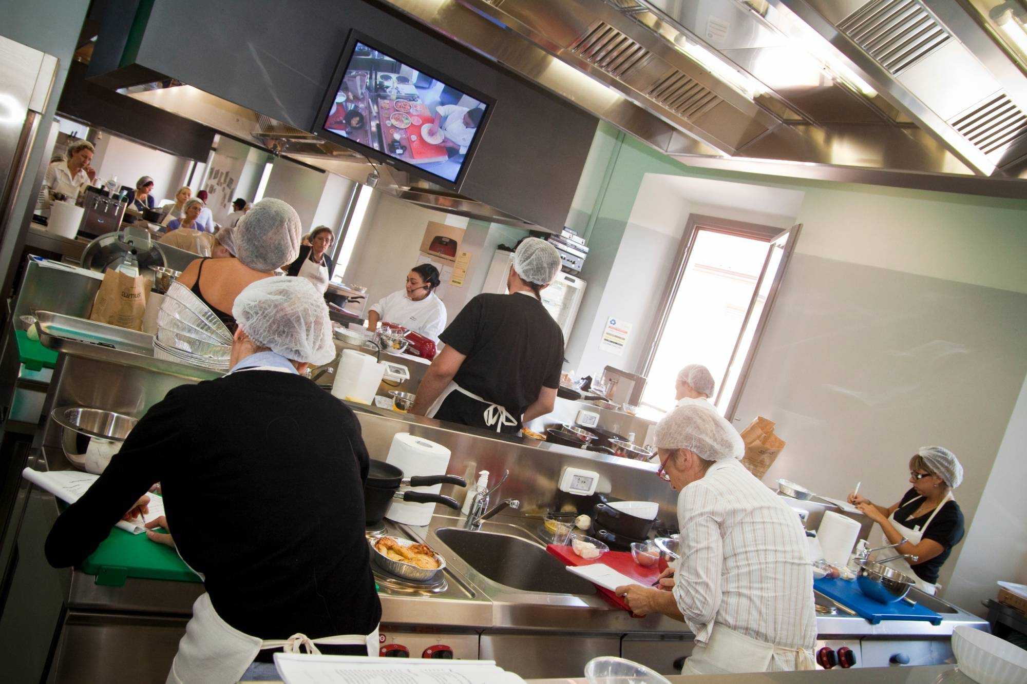 An Amazing experience in Italy: Cooking Lesson for home made Pasta Casa Artusi