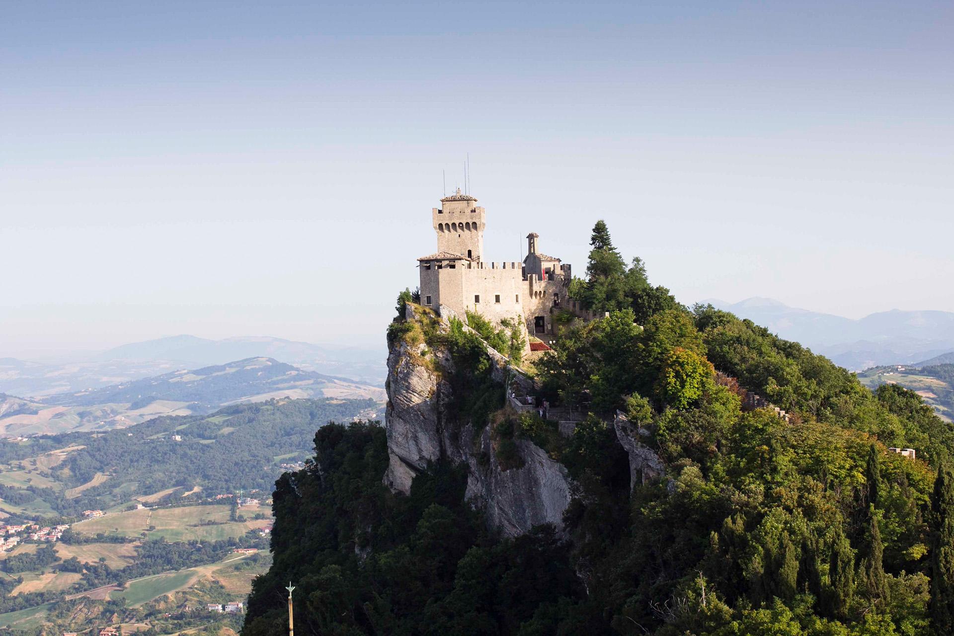 San Marino guided Tour by CInzia Fabbri