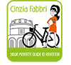 Cinzia Fabbri Your Private Guide in Ravenna and Emilia Romagna Logo Mobile